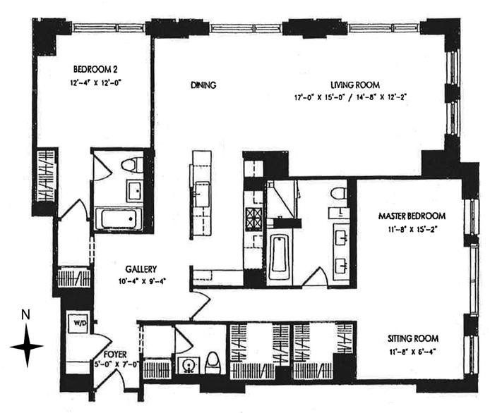 177 Ninth Avenue, Greenwich Village/Chelsea, NYC, $14,000, Web #: 15609615