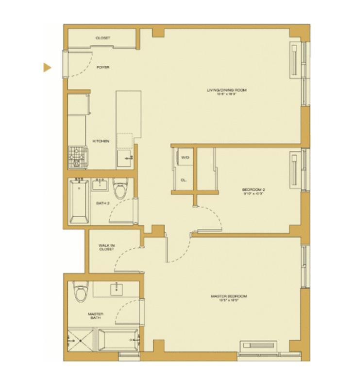 122 West Street, Brooklyn, New York, $1,090,000, Web #: 15662874
