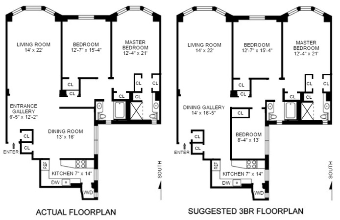 215 West 78th Street 5A, Upper West Side, NYC, $1,800,000, Web #: 15677487