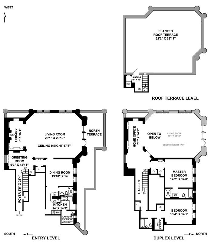 5 Tudor City Place, Midtown East, NYC, $6,551,395, Web #: 1570259