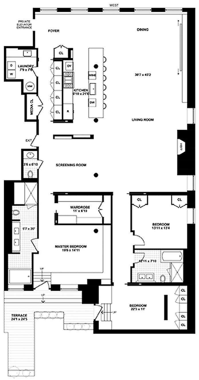 420 West Broadway 2T, Greenwich Village/NOHO/Little Italy, NYC, $30,000, Web #: 15888524