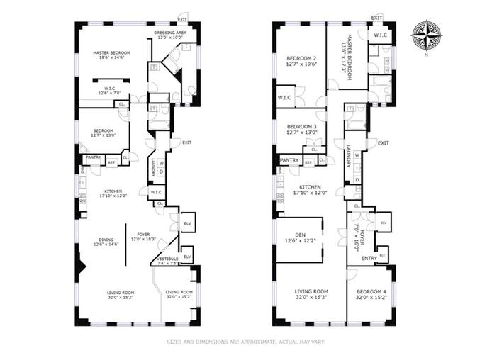 34 East 30th Street 6thfloor, Murray Hill/Kips Bay, NYC, $2,500,000, Web #: 16108835