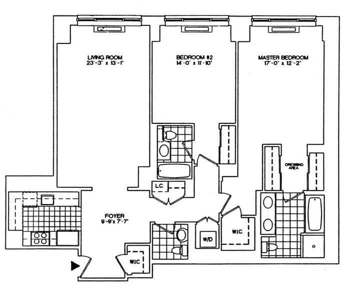 308 East 72nd Street, Upper East Side, NYC, $6,900, Web #: 16114822