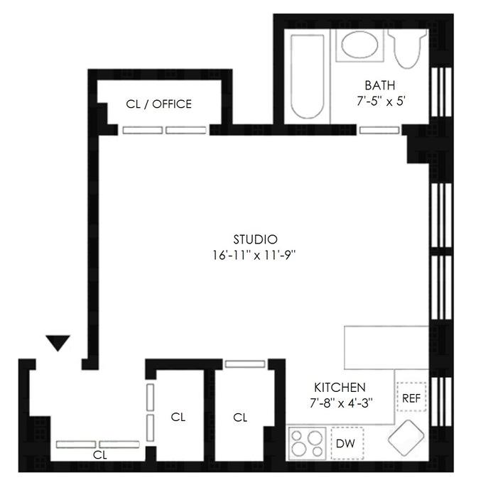 333 East 53rd Street, Midtown East, NYC, $325,000, Web #: 16147340