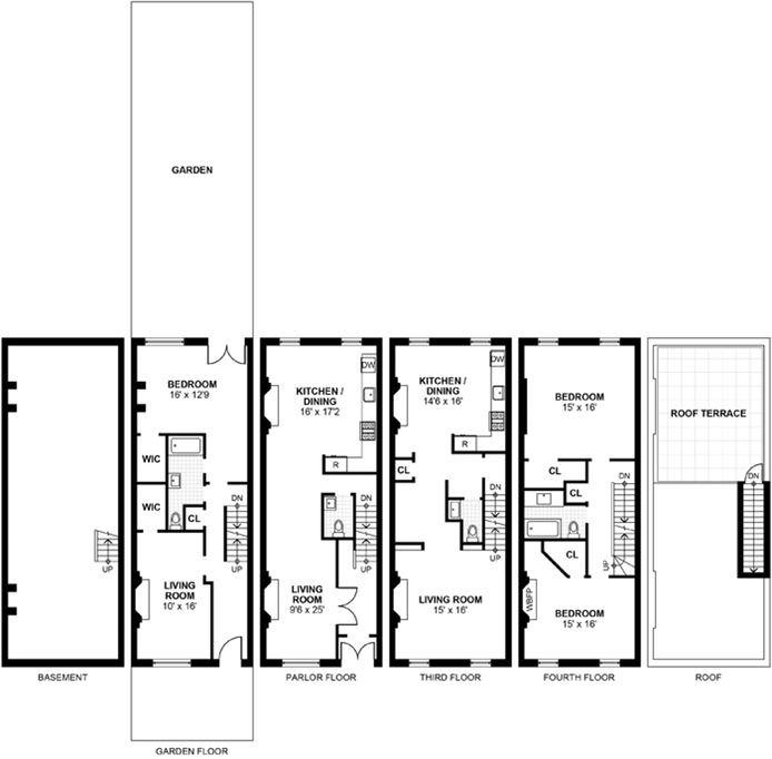 186 Washington Avenue, Brooklyn, New York, $2,600,000, Web #: 16218231