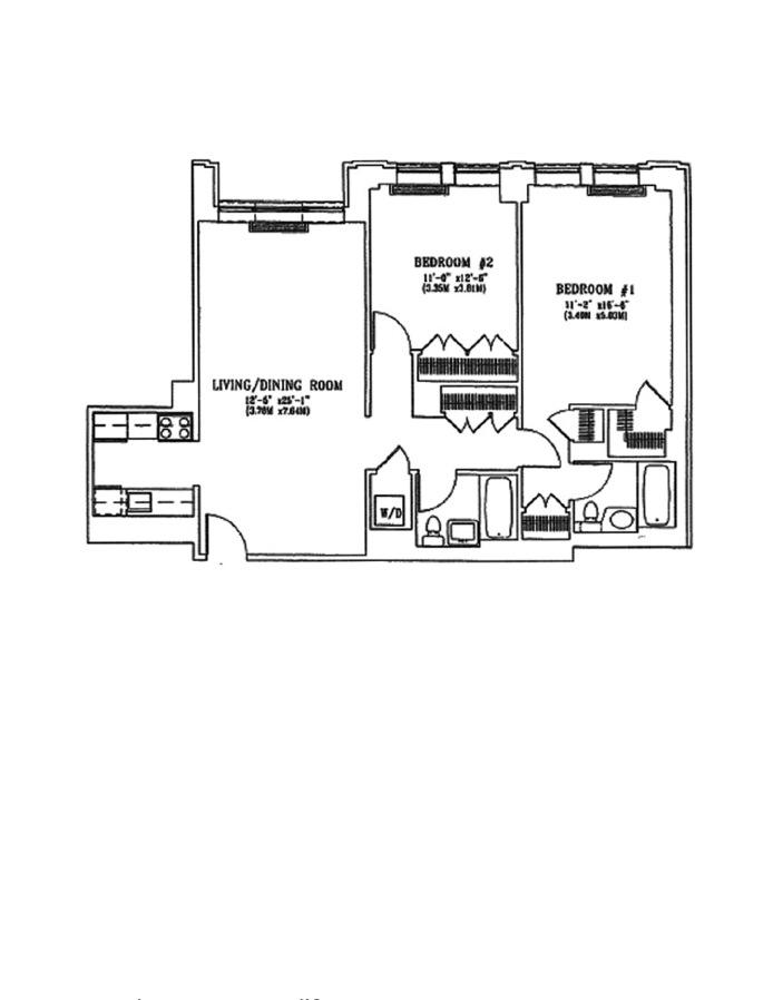 350 East 82nd Street 12G, Upper East Side, NYC, $5,900, Web #: 16321837