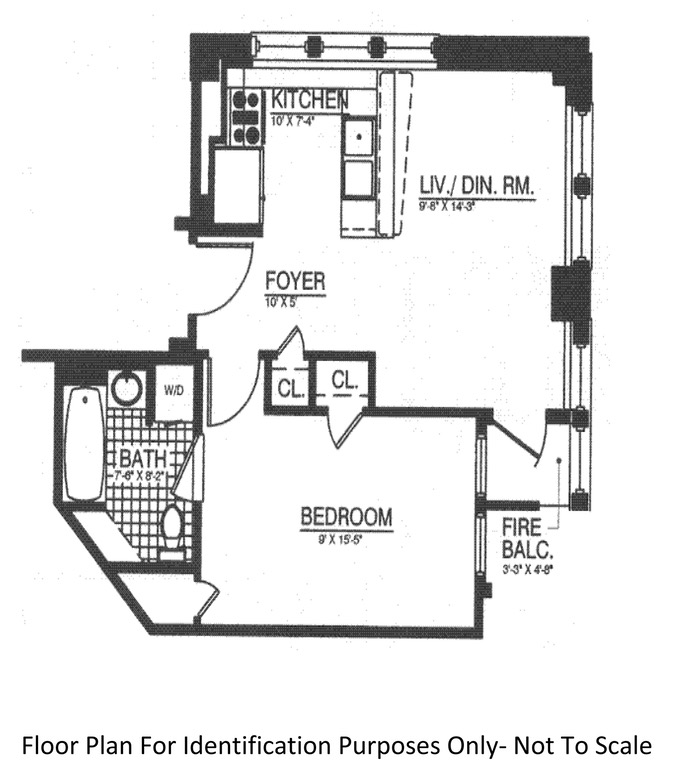 45 East 30th Street 6A, Midtown East, NYC, $792,500, Web #: 16479449