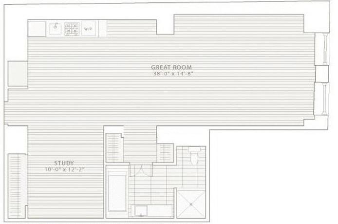 Pine Street, Financial District, NYC, $5,500, Web #: 16557577