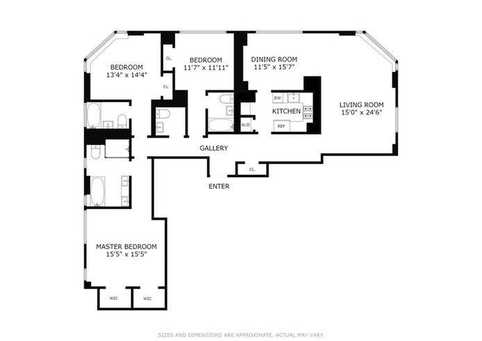 455 Central Park West 17A, Upper West Side, NYC, $3,300,000, Web #: 16826234