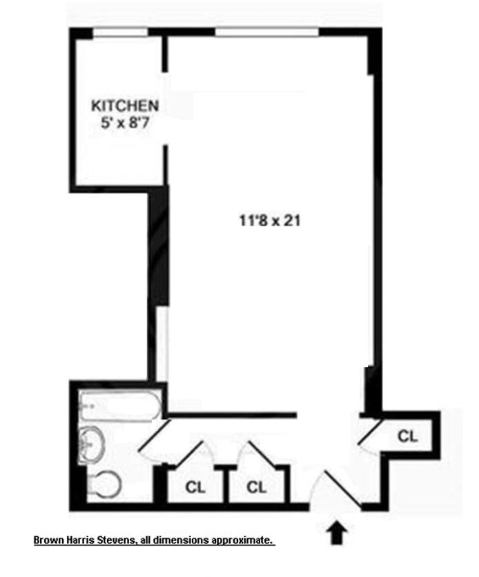 57 Montague Street, Brooklyn, New York, $468,800, Web #: 16834454