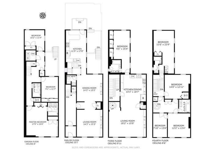 134 Sullivan Street, Soho, NYC, $12,000,000, Web #: 16891863