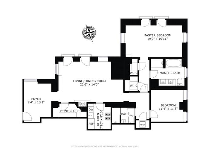 768 Fifth Avenue Ph2002, Midtown East, NYC, $5,950,000, Web #: 17000786