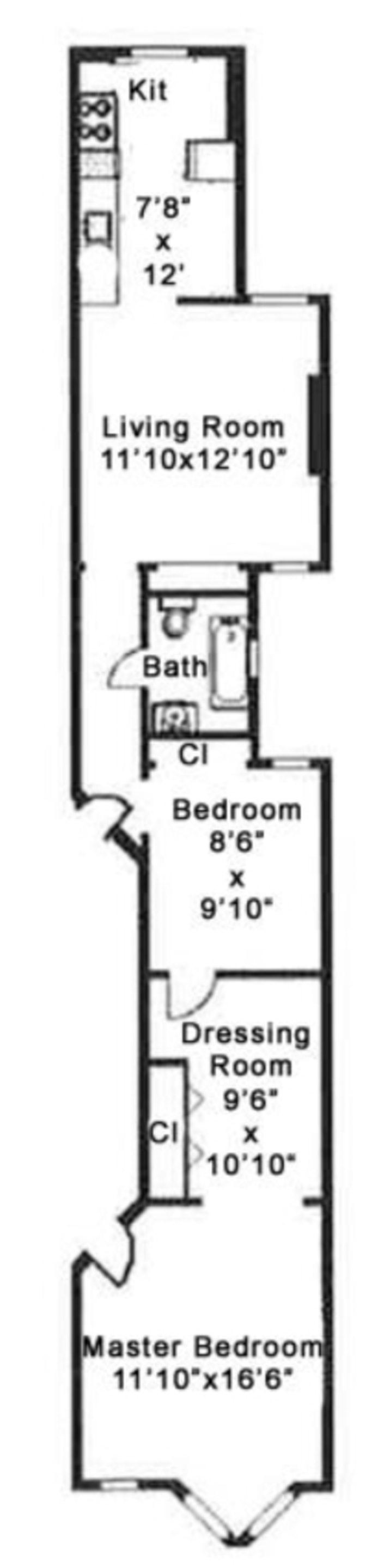 483 12th Street 4R, Brooklyn, New York, $725,000, Web #: 17314280