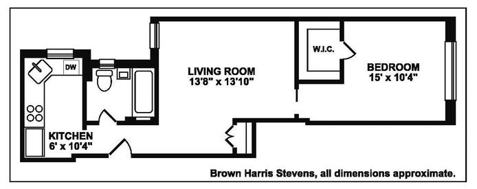 133 East 30th Street, Midtown East, NYC, $525,000, Web #: 17379557