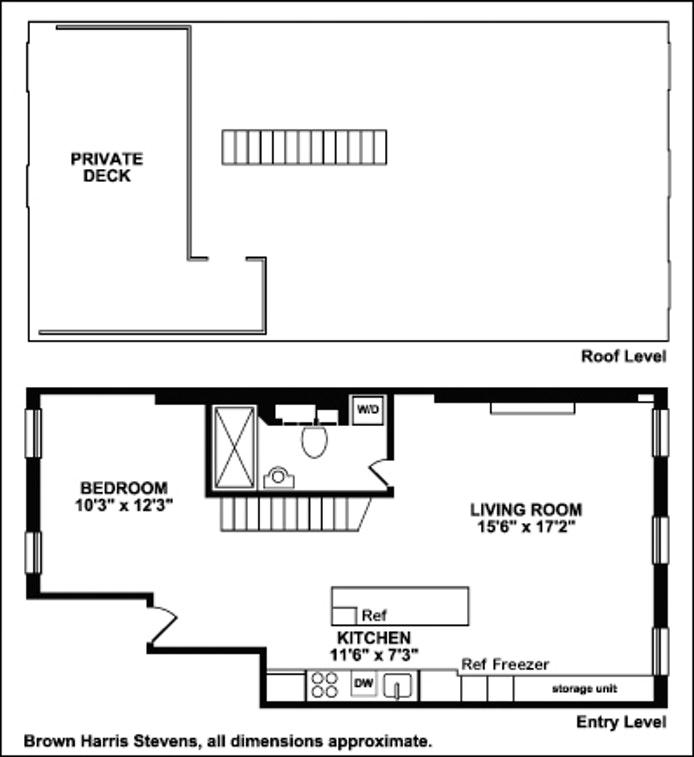 8 Sidney Place 5, Brooklyn, New York, $890,000, Web #: 17468671
