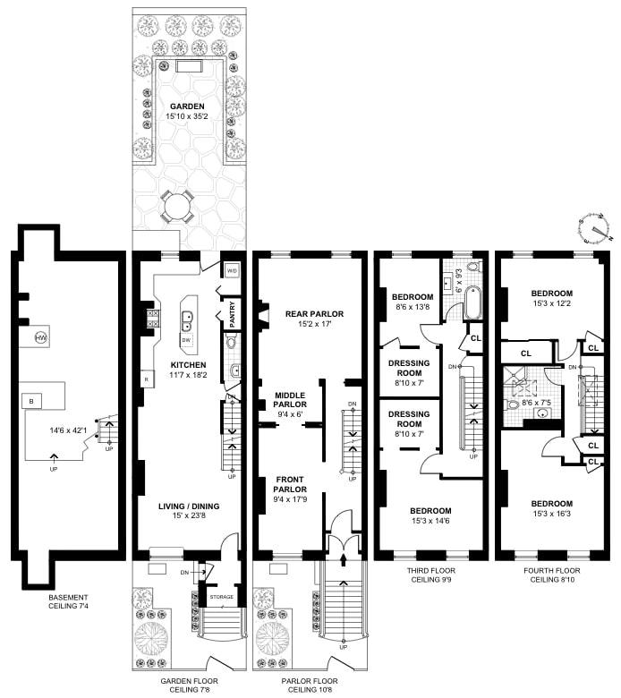 192 Washington Avenue, Brooklyn, New York, $2,750,000, Web #: 17564624