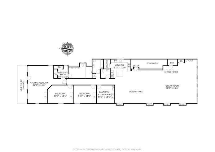 50 Bond Street 3Flr, Noho, NYC, $7,500,000, Web #: 17796101