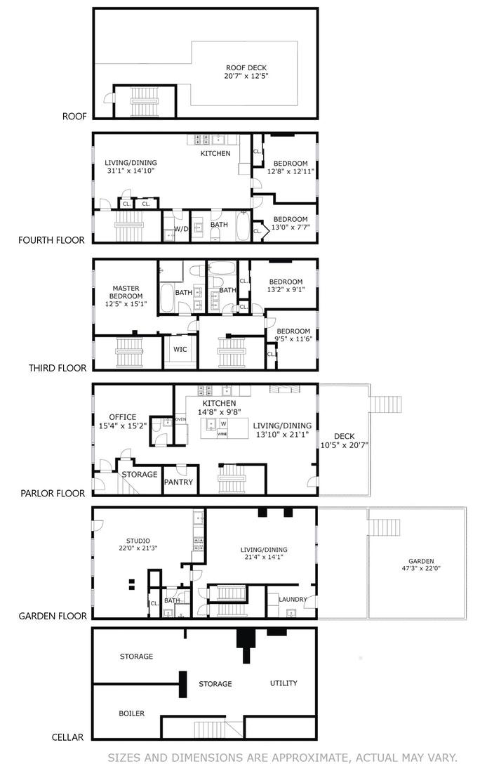 60 South Elliott Place, Brooklyn, New York, $4,200,000, Web #: 17835061