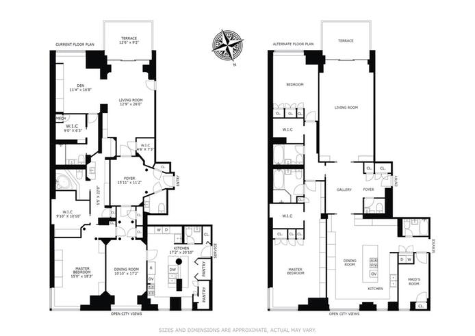 425 East 58th Street 42D, Midtown East, NYC, $2,397,600, Web #: 18000527