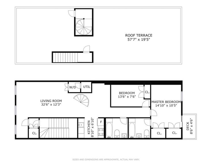 136 Degraw Street 4, Cobble Hill, New York, $1,395,000, Web #: 18122615