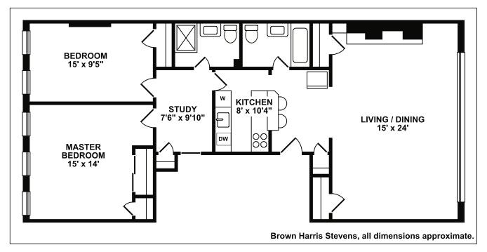 30 Remsen Street, Brooklyn Heights, New York, $1,150,000, Web #: 18133878