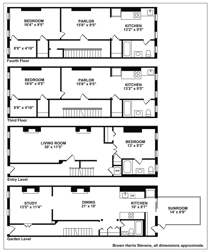 346 Baltic Street, Boerum Hill, New York, $2,750,000, Web #: 18296856