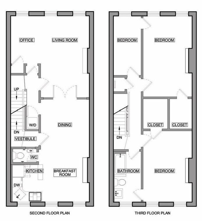 52A Lefferts Place 3, Clinton Hill, New York, $4,600, Web #: 18300942
