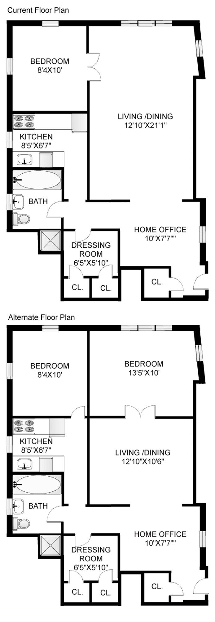 60 Plaza Street East 3E, Prospect Heights, New York, $699,000, Web #: 18348628