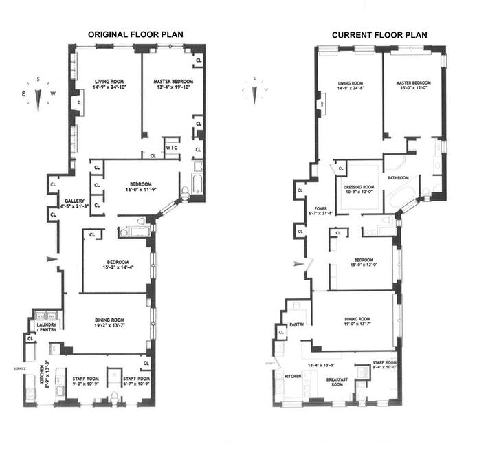 215 East 72nd Street 12W, Upper East Side, NYC, $2,350,000, Web #: 18891006