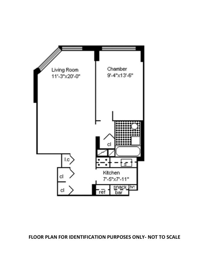 301 East 22nd Street 10V, Flatiron/Gramercy Park, NYC, $600,000, Web #: 18998597