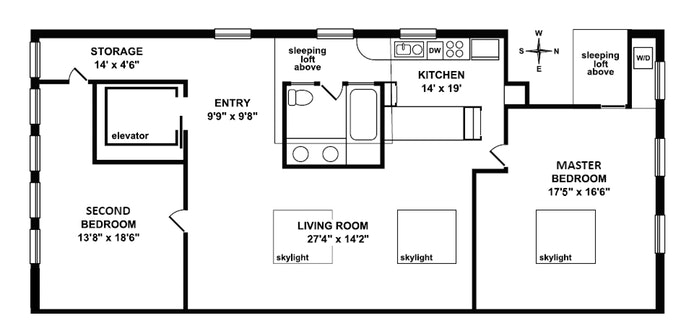 36 White Street 5, Tribeca/SOHO/Chinatown, NYC, $1,850,000, Web #: 19026257