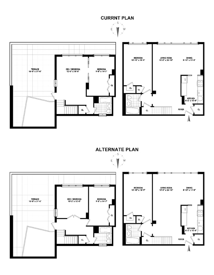 63 East 9th Street 14P, East Village, NYC, $2,320,000, Web #: 19114726