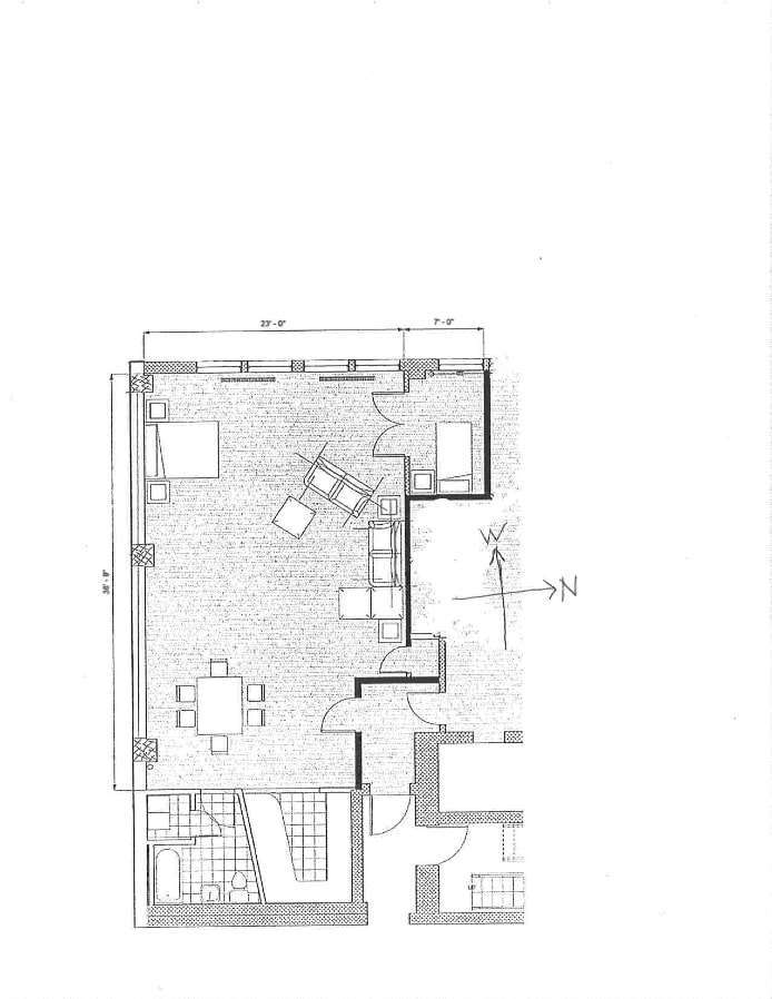 260 Fifth Avenue 2S, Midtown East, NYC, $5,500, Web #: 19261994