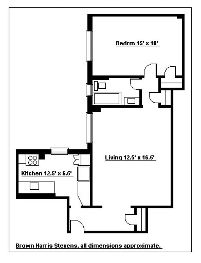 2 Grace Court 3M, Brooklyn, New York, $665,000, Web #: 19326218