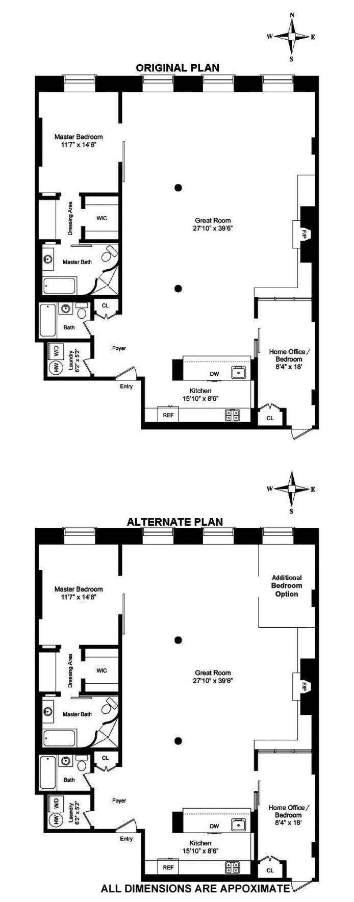 142 Duane Street 4A, Tribeca/SOHO/Chinatown, NYC, $3,510,000, Web #: 19371784