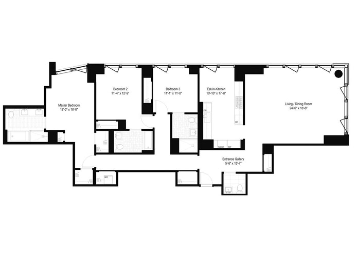 205 East 92nd Street 31C, Upper East Side, NYC, $15,694, Web #: 19413720