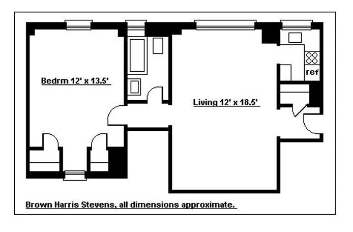 24 Monroe Place 11B, Brooklyn, New York, $599,000, Web #: 19464245
