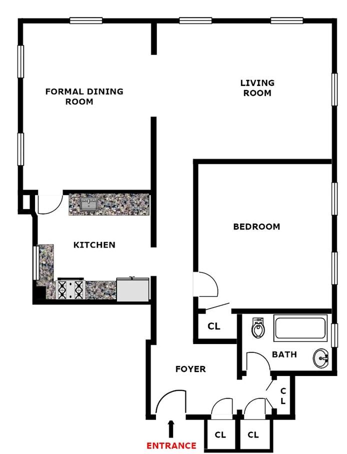 35 -31 78th Street 23, Queens, New York, $525,000, Web #: 19508395