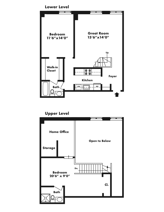 135 West 70th Street 2A, Upper West Side, NYC, $1,295,000, Web #: 19551431