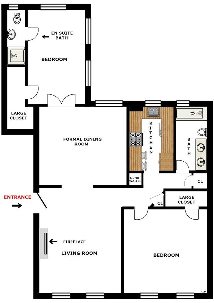 34 -42 80th Street 1, Jackson Heights, New York, $750,000, Web #: 19565813