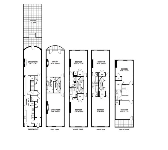 107 East 91st Street, Upper East Side, NYC, $5,250,000, Web #: 19627802