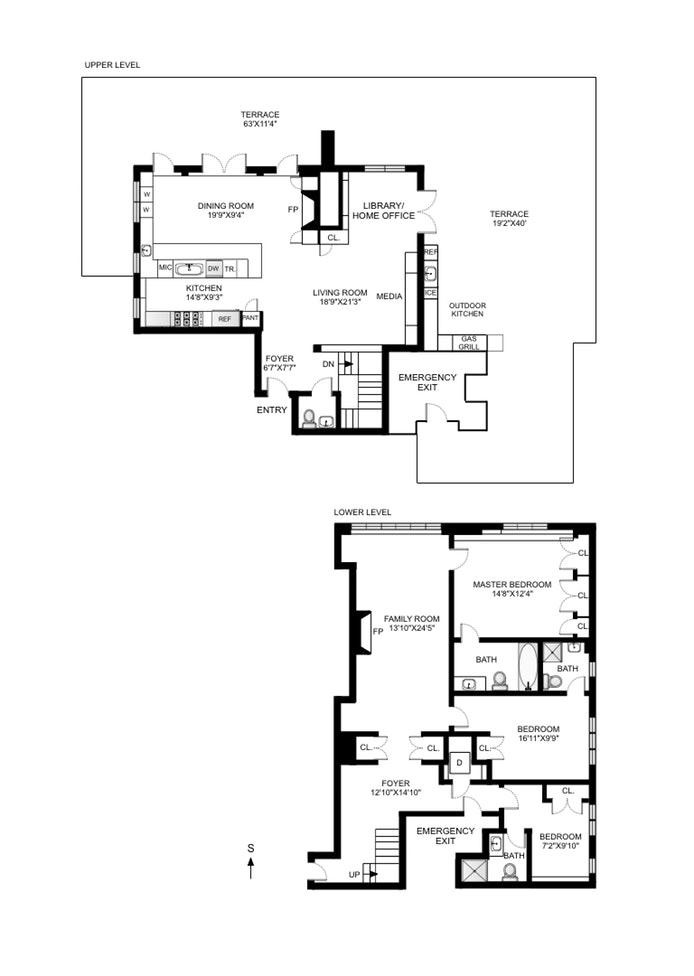 40 East 10th Street Pha, East Village, NYC, $16,500, Web #: 19630305