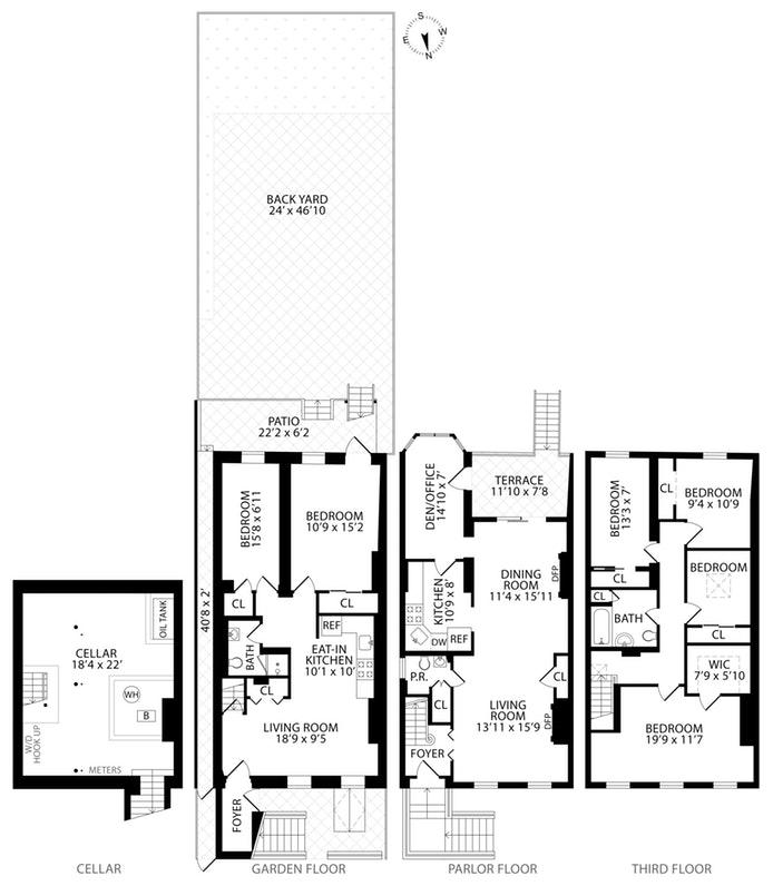684 Dean Street, Prospect Heights, New York, $2,200,000, Web #: 19648388