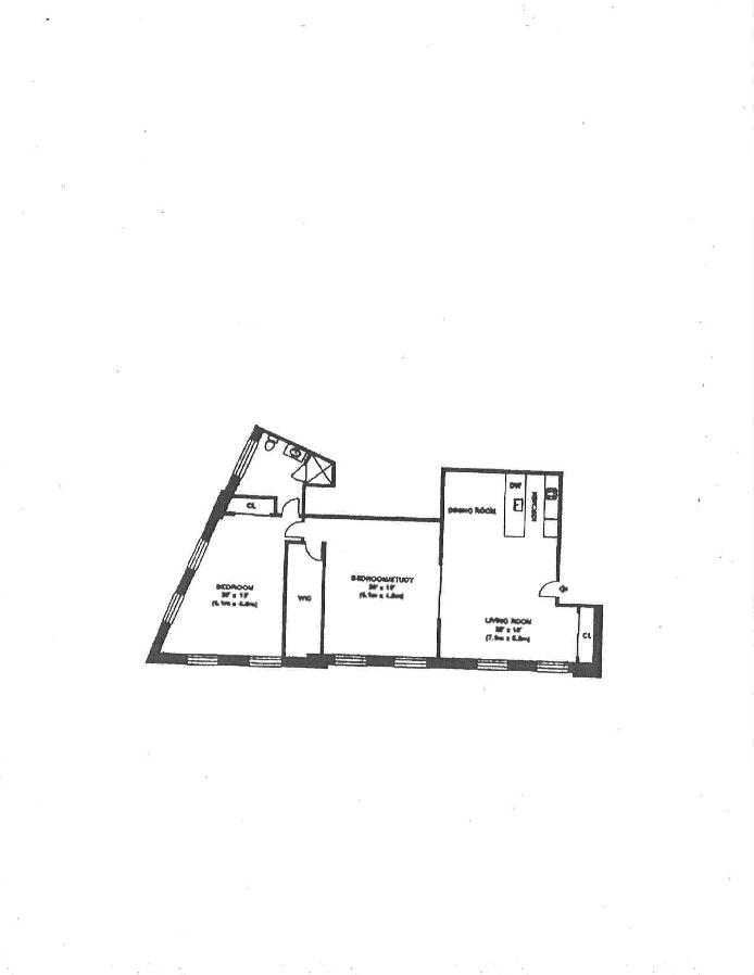 652 Hudson Street 2W, West Village, NYC, $6,400, Web #: 19667961