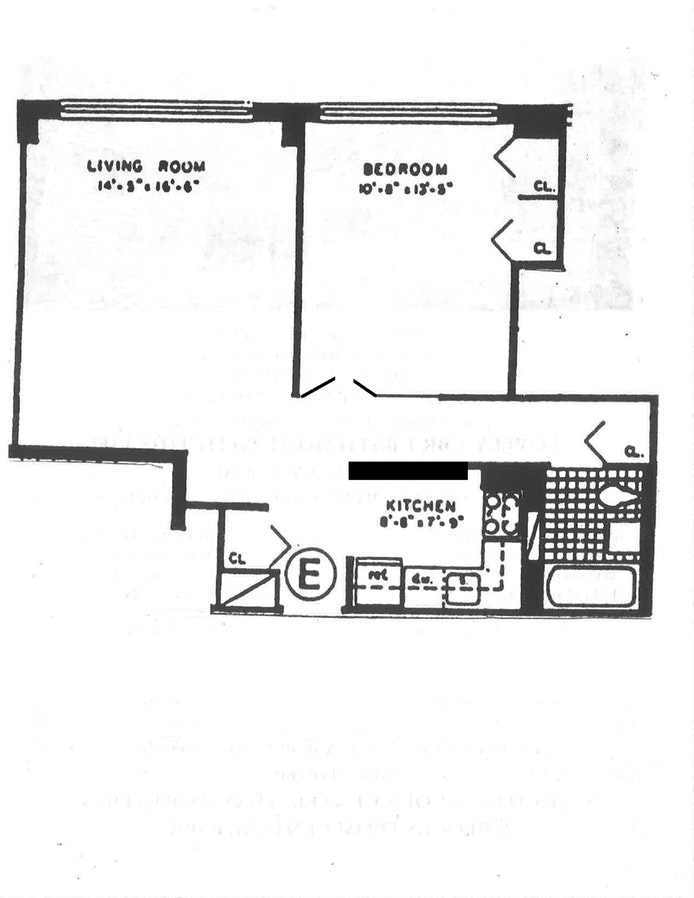 130 West 67th Street, Upper West Side, NYC, $645,000, Web #: 19676451