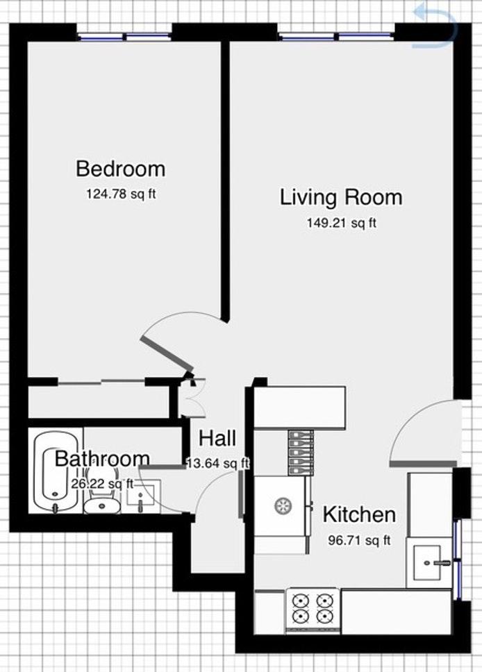 255 -15 149th Avenue 1, Queens, New York, $1,500, Web #: 19830703