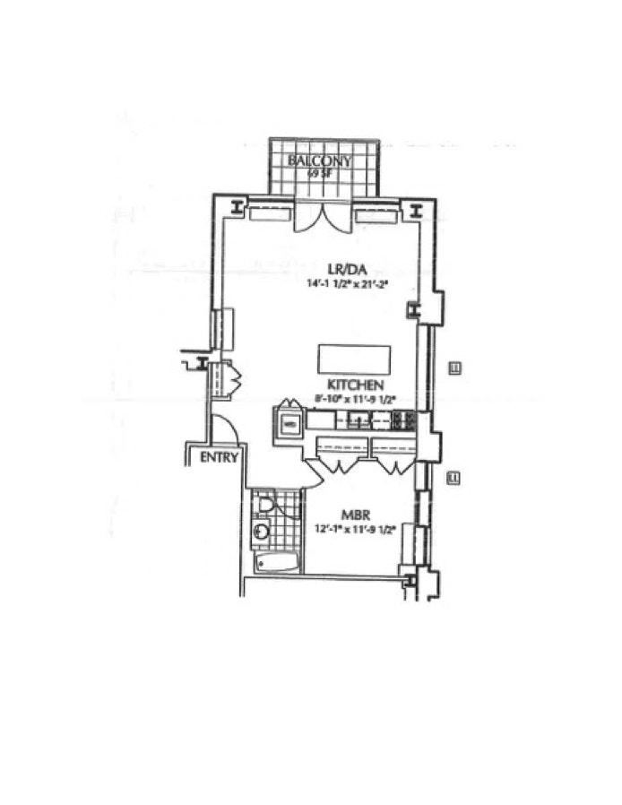 258 St Nicholas Avenue 2E, Harlem, NYC, $3,300, Web #: 19835733