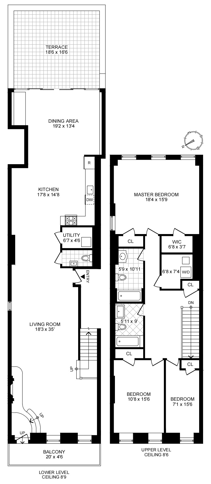 932 Second Avenue A, Midtown East, NYC, $7,950, Web #: 19848505