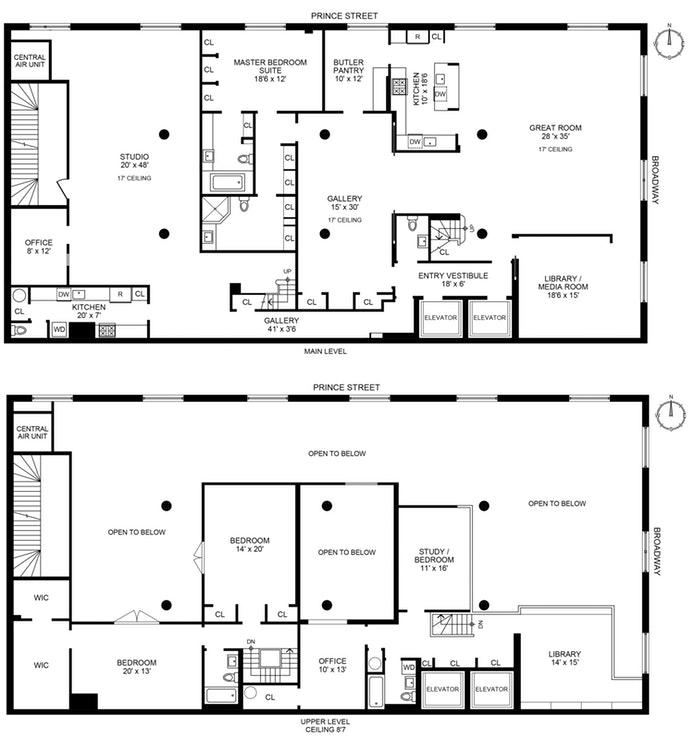 565 Broadway 2, Greenwich Village/NOHO/Little Italy, NYC, $5,500,000, Web #: 19887431