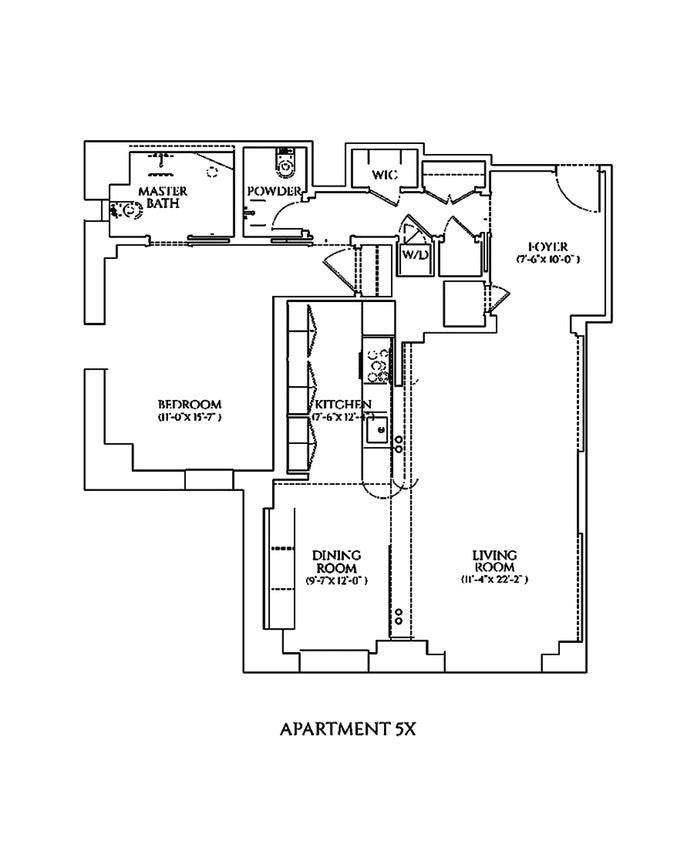 25 Central Park West 5X, Upper West Side, NYC, $5,250, Web #: 19901324